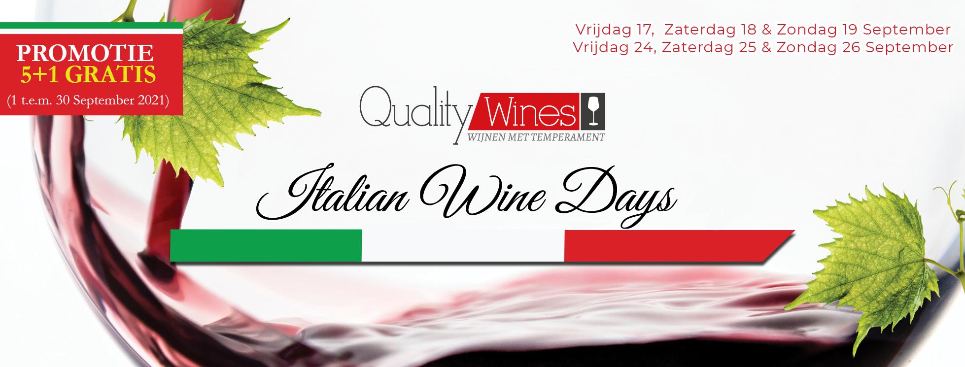Italian Wine Days